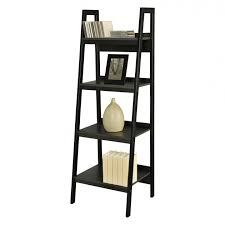 leaning bookshelves ikea ladder shelf bookcase ikea roselawnlutheran