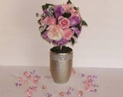 Topiary Wedding - 5d wedding pomander ball centerpiece silk flower with