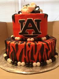64 best auburn cakes images on pinterest auburn cake birthday