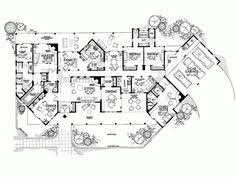 luxury mansion floor plans 1352a 1685 6 bedrooms and 6 baths the house designers house
