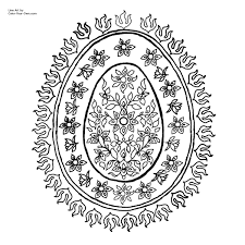 flower patterns to color kids coloring free kids coloring