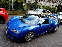 blue bugatti super exotic and concept cars bugatti veyron