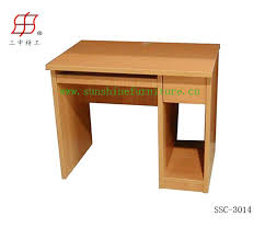 Simple Computer Desk Plans Wooden Computer Desk Wooden Simple Office Working Computer Table