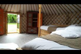 chambre habitat habitat nomade mongol en aquitaine pour un séjour insolite et