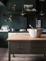 green kitchen cabinets with white island 9 green kitchen cabinet ideas for your most colorful