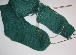 knitting pattern for socks using circular needles socks on circular needles knitting instructions spincraft
