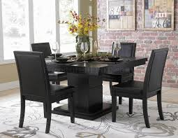 Dining Room Chairs Leather Stunning Dining Room Furniture For Small Spaces Desing Ideas With