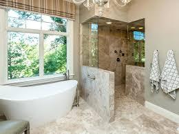Shower Ideas For Master Bathroom Master Bath Shower Design Limette Co