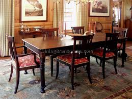 chippendale dining room set mahogany dining room sets livegoody com