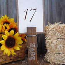 Wedding Table Number Holders Giant Clothespin Western Rustic Table Number Holders Item 1033