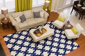 Leather Sofa Decorating Ideas Shocking Blue Leather Sofa Decorating Ideas