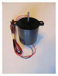 amazon com 12 volt 20 rpm dc electric fireplace motor guaranteed