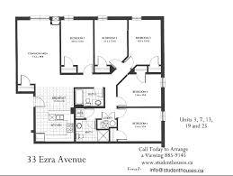 image of floor plan floor plans ezra bricker apartments