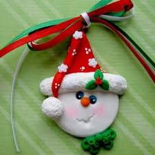 polymer clay ornament holiday crafts pinterest polymer clay