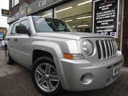 patriot jeep 2010 used jeep patriot cars for sale motors co uk