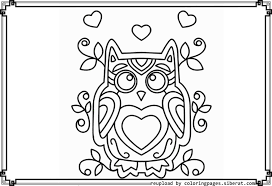 cute baby owl coloring pages free download clip art free clip
