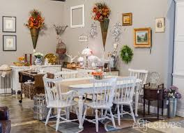 shabby chic cabinets rustic farm tables and unique home decor
