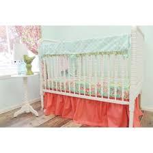 Coral Nursery Bedding Baby Crib Bedding Jack And Jill Boutique U2013 Page 2