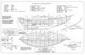 Wooden Boat Building Plans For Free by