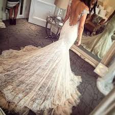 lace backless wedding dress 7 pretty lace backless wedding dresses gowns