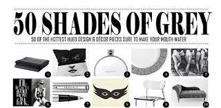 50 shades of grey design and décor huffpost