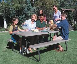 Lifetime Outdoor Furniture 109 Best Lifetime Plastic Resin Picnic Tables Images On Pinterest