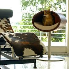 modern cat furniture kitty tees for everyone