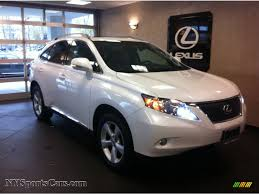 lexus brown 2010 lexus rx 350 awd in starfire white pearl 038978