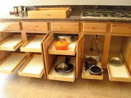 Kitchen Sliding Shelves by Sliding Shelves Kitchen Home Decorations Sliding Shelves Are