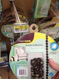 Dritz Home Decorative Nails Color Outside The Lines A High End Diy Project Part Two