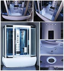 1001 now steam shower enclosure room spa whirlpool touch screen