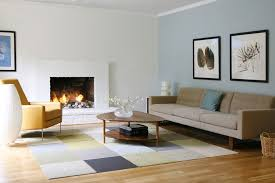 mid century modern living room ideas mid century modern living rooms blue armchairs combined white padded