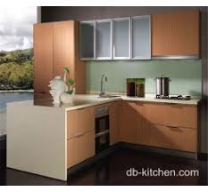 New Design Kitchen Cabinets Affortable Melamine Kitchen Cabinet For Project Apartment