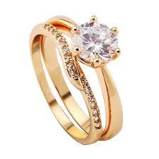 aliexpress buy brand tracyswing rings for women high quality kuniu brand new hot sale fahsion white gold zircon ring