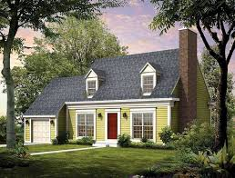 Cape Cod Style Homes Updated Cape 81290w Architectural Designs House Plans