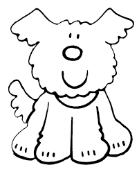 impressive coloring pages dog coloring ki 6692 unknown