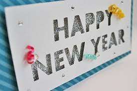 new year photo card ideas creative diy card ideas for happy new year handmade4cards