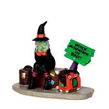 lemax spooky town lemax spooky town 42204 stranded witch gift spice