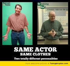 The Middle Memes - bryan cranston from malcolm in the middle to breaking bad funny