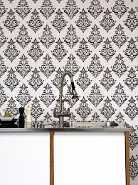 Black And White Kitchens 2017 Grasscloth Wallpaper by Best Online Sources For Wallpaper Hgtv U0027s Decorating U0026 Design