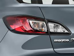 mazda 3 tail lights image 2012 mazda mazda3 4 door sedan auto i sport tail light size