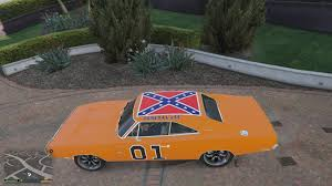 general lee texture for 1970 charger gta5 mods com