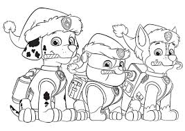 paw patrol coloring pages u2022 got coloring pages