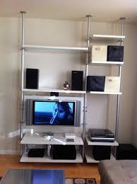 Hacking Ikea Stolmen Entertainment Unit For A Flat Panel Tv Ikea Hackers