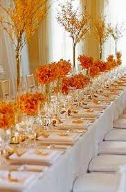 wedding ideas for fall fall wedding table decor