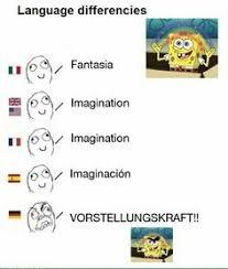 Language Differences Meme - language differences meme by spaceking memedroid