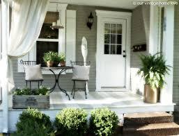 18 back porch designs and ideas inspirationseek com