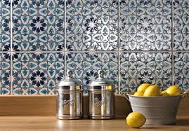 Moroccan Tile Kitchen Backsplash Moroccan Tile Backsplash Add The Charm Of The Mediterranean Sea