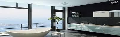 2100 Hvi Bathroom Fan Bv Ultra Quiet 160 Cfm 2 5 Sones Bathroom Ventilation And Exhaust