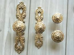 Shabby Chic Hardware by Shabby Chic Dresser Drawer Knobs Pulls Handles Antique Silver